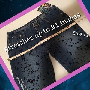 Chetah Print Jeans. Extremely Comfortable